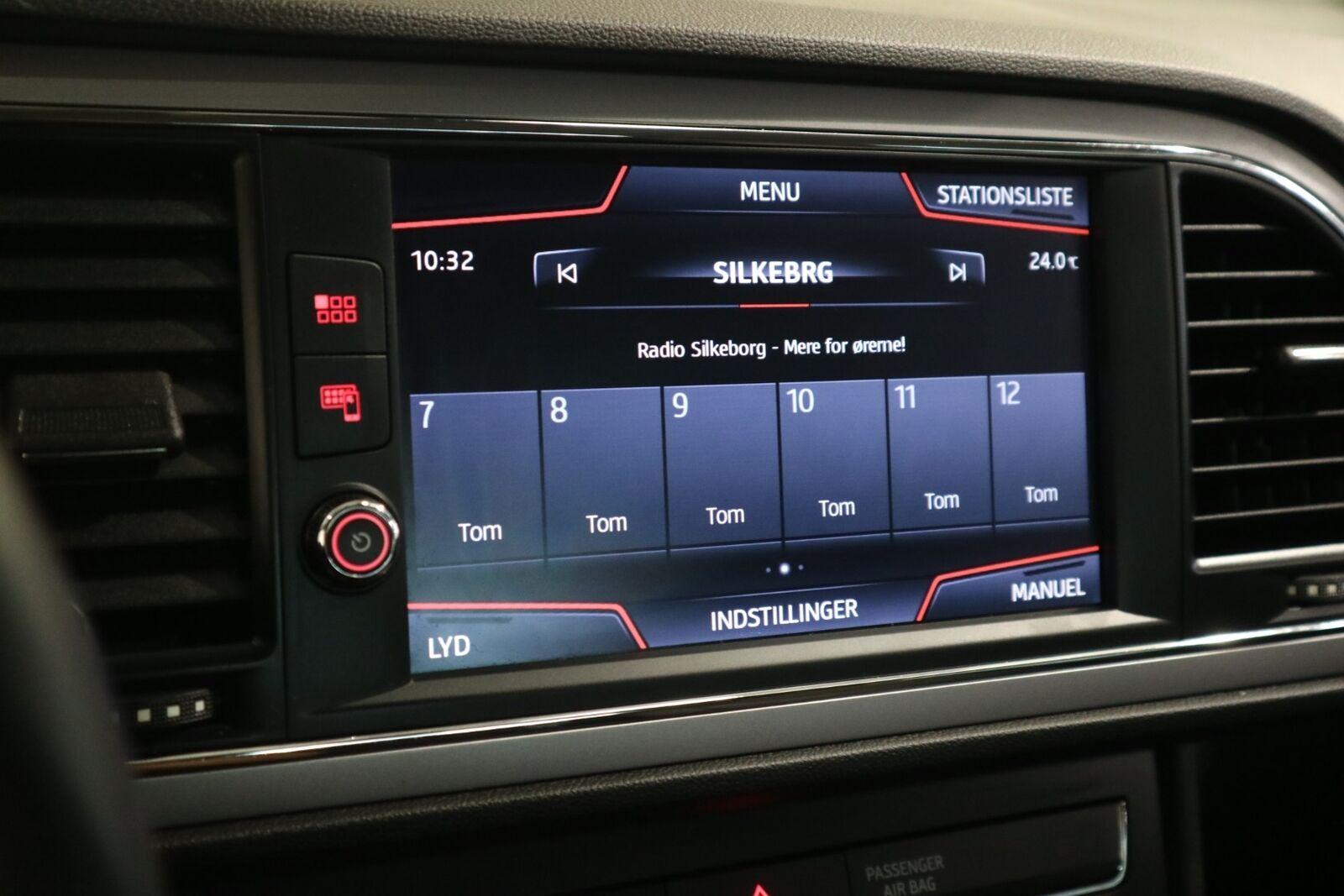 Seat Leon 1,0 TSi 115 Style DSG - billede 5