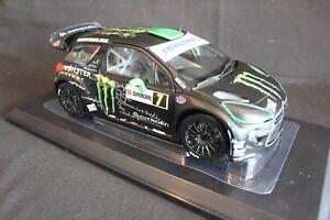 Norev-Monster-Energy-Citroen-DS3-7-Liam-Doran-GBR-Rallycross-Supercars