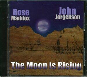 SEALED NEW CD Rose Maddox, John Jorgenson - The Moon Is Rising