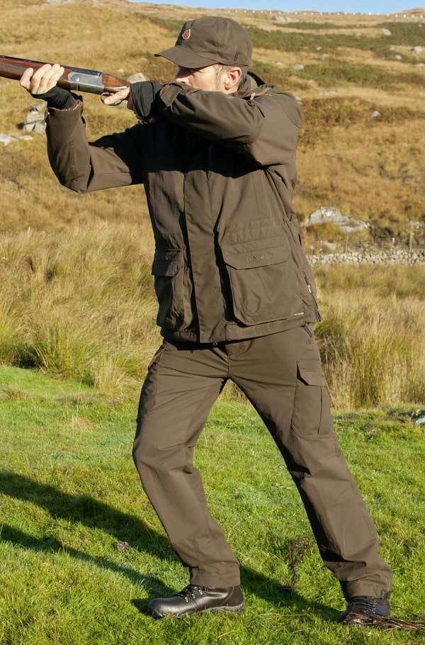 Shooterking - Hunting Trousers  Highland - Cordura with Membrane - Waterproof -  novelty items