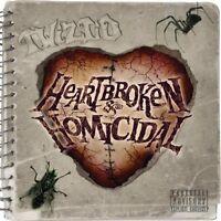 Twiztid - Heartbroken & Homicidal [new Cd] Explicit on Sale