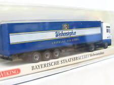 Wiking / PMS 82 - 15 MAN TGA XXL Koffersattelzug Weihenstephan OVP (N6677)