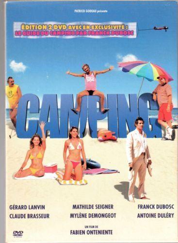 DVD comédie - d'occasion  - Camping -Edition collector 2 DVD - Fabien Onteniente