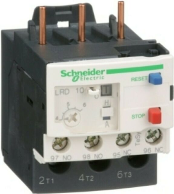 TeSys LRD10 thermal overload relays - 4...6 A - class 10A