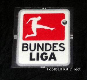 Original Bundesliga Hermes Patch Jersey Badge 2012//13 2013//14 Lextra 2014 Felt