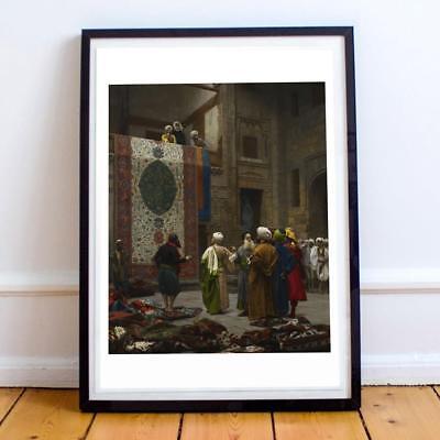 Jean Leon Gerome French Orientalist 4 ART