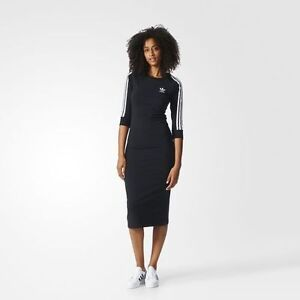 Image is loading NEW-WOMEN-039-S-ADIDAS-ORIGINALS-3-STRIPES-