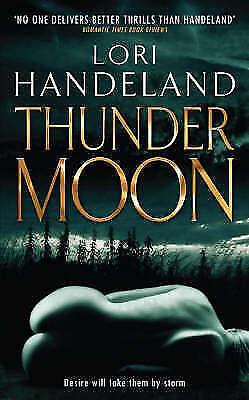 """VERY GOOD"" Handeland, Lori, Thunder Moon (The Nightcreature series), Book"