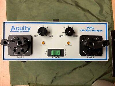 Acuity A09055-g Halogen Light Source + Flash Lichtquelle Endoskop Storz Olympus