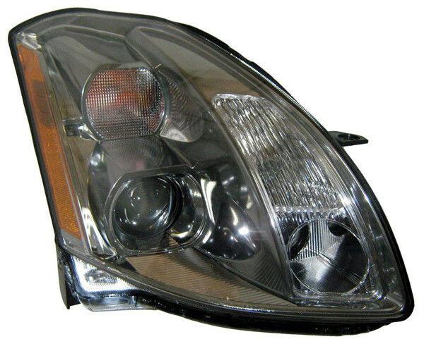 New Replacement Halogen Headlight Assembly RH / FOR 2004-06 NISSAN MAXIMA