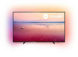 PHILIPS-50pus6704-50-034-pollici-126-cm-4k-UHD-SMART-TV-Ambilight-LED-WIFI-NERO
