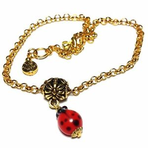 Anklet Ankle Bracelet Gold Plated Pendant Of Your Choice Jewelry & Watches