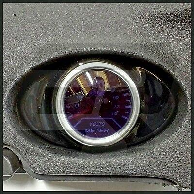 Ford Focus Mk2 Bocchetta Dell/'aria Portastrumenti Inclusi ST NERO