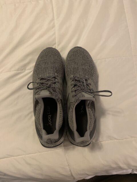 Adidas Ultra Boost 3.0 Silver Pack size 13. Super Bowl LTD.