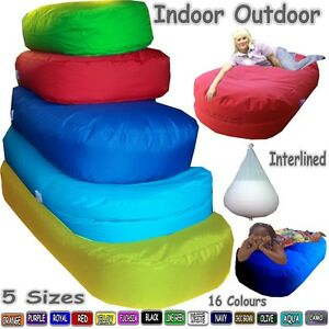 Bean-Bed-Sofa-in-outdoor-Kids-Adults-Pet-Lounger-Ottoman-Couch-Interlined-Filled