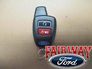 Details about Genuine Ford Parts Remote Start System Bi-Directional Key Fob  - Programmable VSS