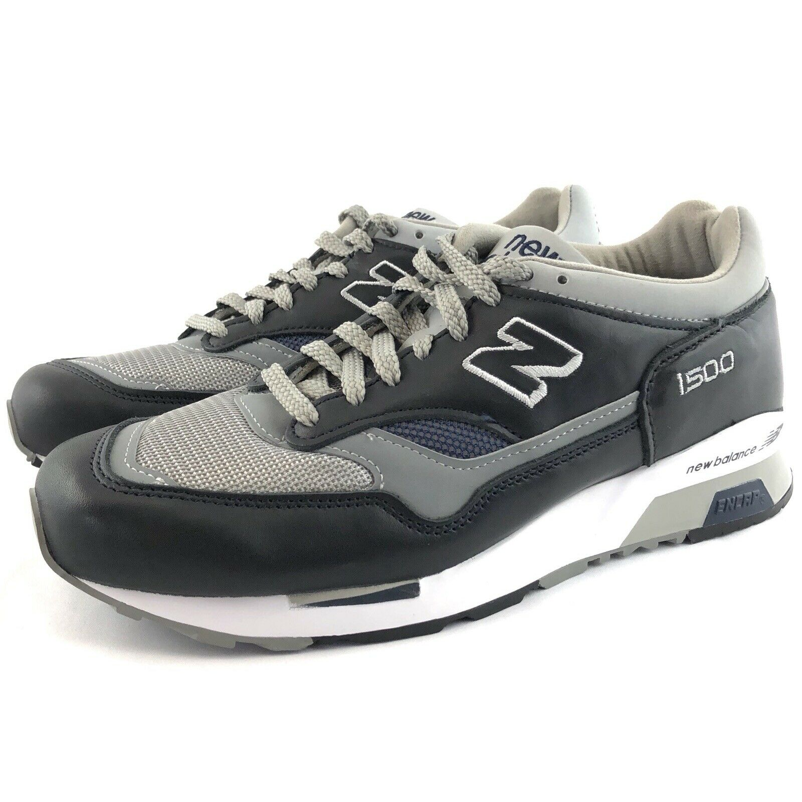 New Balance 1500 M1500UC Athletic shoes Mens Size 8 Made In England Leather