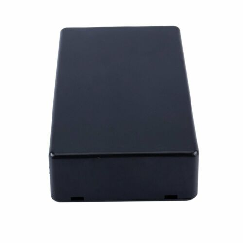 2PCS Plastic Electronic Project Box Enclosure Instrument Case 100x60x25mm