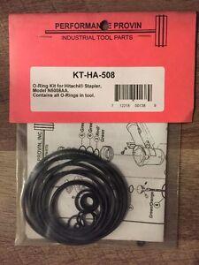 Hitachi NR83A Framing Nailer O-Ring Kit KTHA101 Reliability Provin