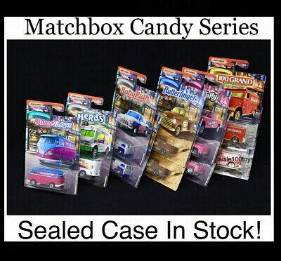 Matchbox MBX Moving Van Neuf Scellé sur Carte