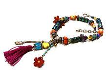 Bijou Alliage argenté collier Réminiscence necklace