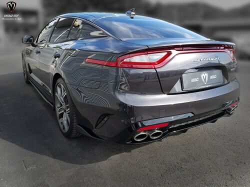 Kia Stinger M/&S Rear Bumper Canard Wing Cup Spiltters Body Kit For 2018 2019