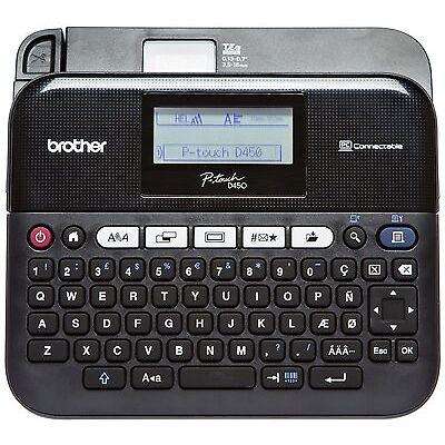 Brother P-touch PT-D450VP Beschriftungsgerät (PTD450VPZG1)