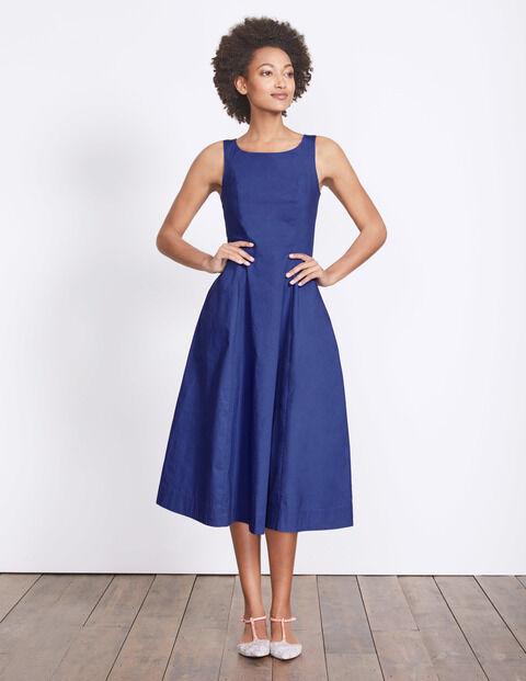 Boden Elena Dress Blu Taglia 10 Regolare Regolare Regolare Prezzo Consigliato  DH078 NN 07 8909a1