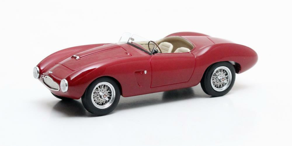 Aston Martin DB2-4 Competition Spyder Bertone-Arnolt  rojo  1953 (1 43 40108-031)