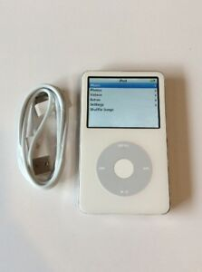 Vintage Collectible Works! Apple Classic 5th Generation MP3 Video Player