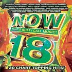 Now That's What I Call Music! 18 by Various Artists (CD, Mar-2005, Sony Music Distribution (USA))