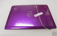 Genuine Dell Inspiron Mini 1011 Lcd Monitor Plum Purple Back Cover Y206p