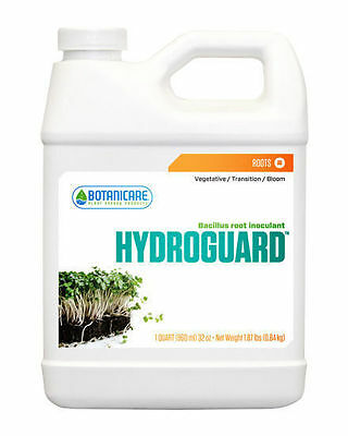 Botanicare Hydroguard - root inoculant hydroponics transplant grow nutrients