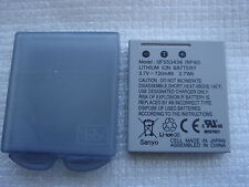 batteria originale FUJIFILM Fuji NP-40 NP40 Panasonic LUMIX DMC-FX7A FX7B FX7T