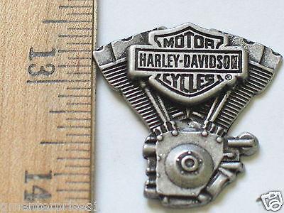 Harley Davidson Motor Motorcycle Pin (#356)