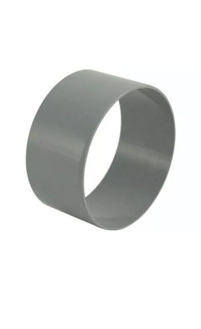 Bogenverbinder Nennweite 75 mm grau