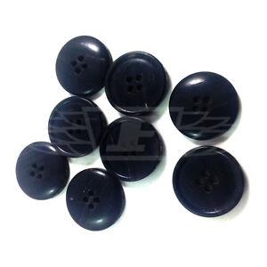 Pack De 10 23 Mm En Plastique Noir Motif Imitation Bois Bouton Boutons Btn (27164-36)-afficher Le Titre D'origine