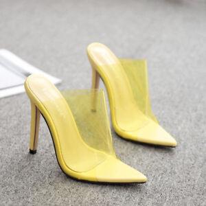 LADIES WOMENS OPEN PEEP TOE HIGH HEEL PLATFORM COURT SHOES SANDALS SIZE UK 2.5-7