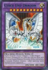 YU-GI-OH! CIBER DRAGÓN FINAL (DL17-SP010) ESPAÑOL - Cyber End Dragon