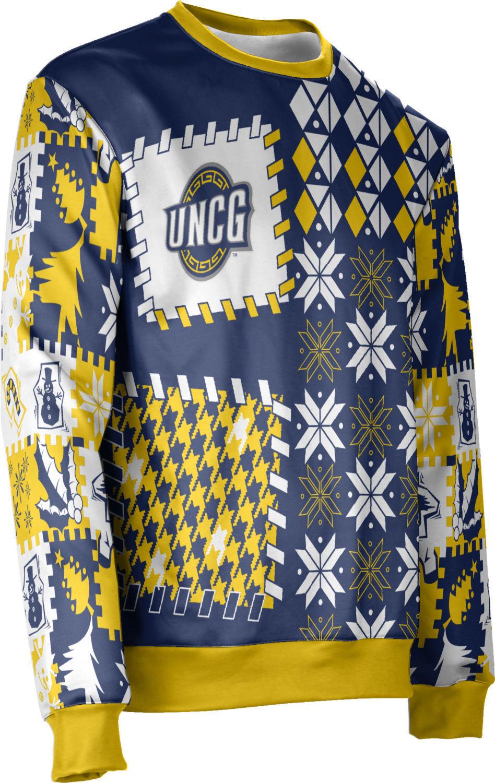 Unisex University of North Carolina at Grünsboro Ugly Holiday Tradition Sweater