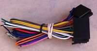 Wiring Harness For Elite Entertainment Eevd02 & Concertone Zx800 Zx700 Zx690