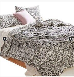 Indian-Elephant-Mandala-Duvet-Doona-Quilt-Cover-Cotton-Comforter-Bedding-Set