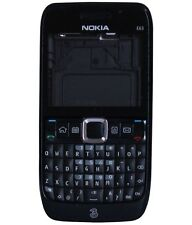 New Replacement Full Body Housing Panel For Nokia E63 BLACK