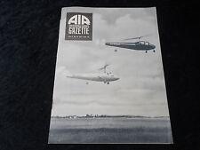 Air Training Corps Gazette - Oct 1945 - Bristol Radial Engine & Zeke