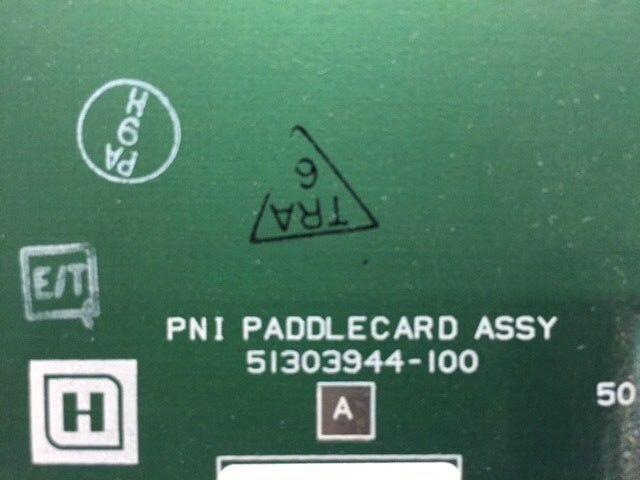 Honeywell 51303944-100 Rev a PNI paddlecard Assy 51303944100 3000 TDC 3000 51303944100 8a5680