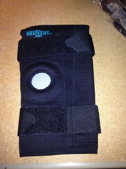 BHI Neoprene knee brace with open patella