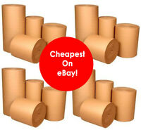 Corrugated Cardboard Brown Rolls 150mm 300mm 450mm 600mm 750mm NEW