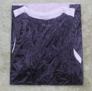 Elle-Womens-2-Pack-Black-amp-White-Basic-Vest-Tops-One-Size-S-M-8-10-Brand-New
