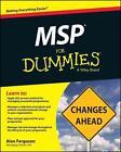 MSP For Dummies von Alan Ferguson (2014, Taschenbuch)