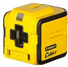 STANLEY Intelli Tools int177340 CUBIX Self Livellamento Laser Cross Line